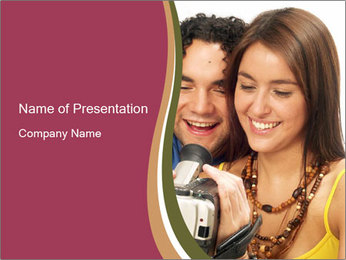 0000085585 PowerPoint Template - Slide 1