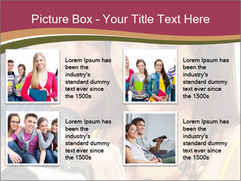 0000085585 PowerPoint Template - Slide 14