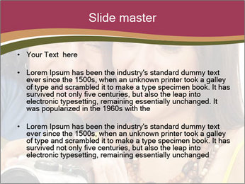 0000085585 PowerPoint Template - Slide 2