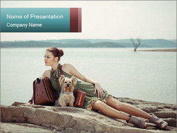 0000085596 PowerPoint Template - Slide 1
