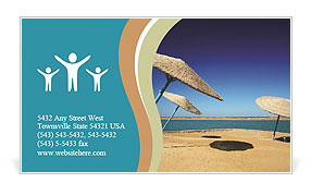 0000085601 Business Card Template