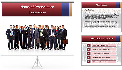 0000085616 PowerPoint Template