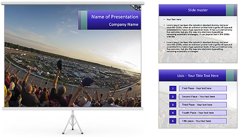 0000085618 PowerPoint Template