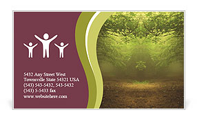 0000085619 Business Card Template