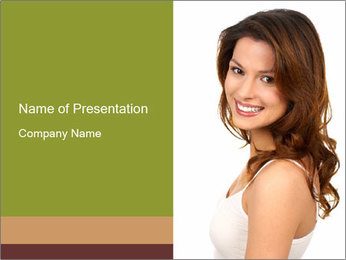 0000085645 PowerPoint Template - Slide 1