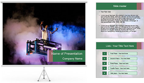 0000085652 PowerPoint Template