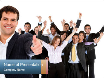 0000085659 PowerPoint Template - Slide 1