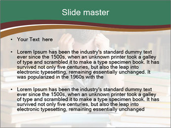 0000085670 PowerPoint Templates - Slide 2