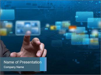 0000085676 PowerPoint Template - Slide 1