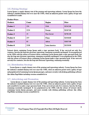 0000085678 Word Template - Page 9