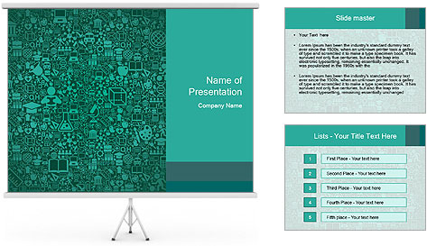 0000085685 PowerPoint Template