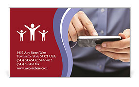 0000085698 Business Card Template