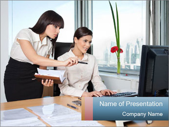 0000085700 PowerPoint Template - Slide 1