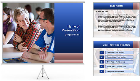 0000085707 PowerPoint Template
