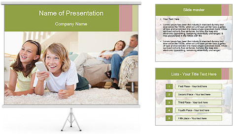 0000085711 PowerPoint Template