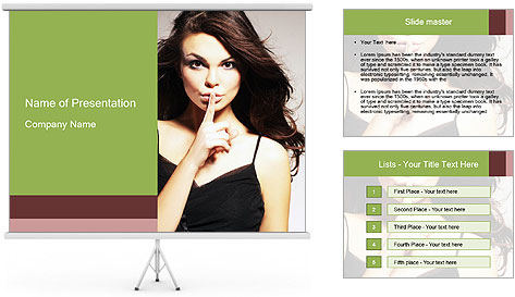 0000085715 PowerPoint Template
