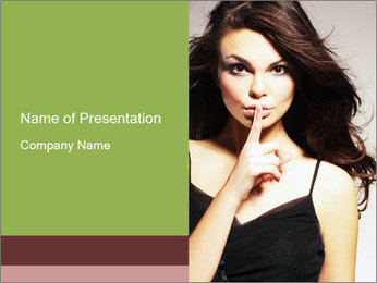 0000085715 PowerPoint Templates - Slide 1