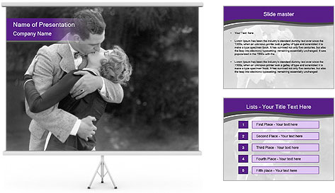 0000085717 PowerPoint Template