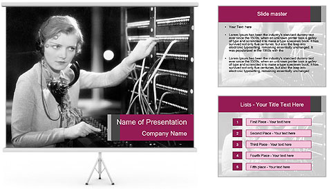 0000085719 PowerPoint Template