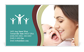 0000085720 Business Card Template