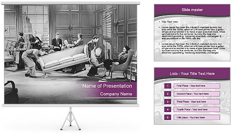 0000085732 PowerPoint Template