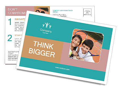 0000085734 Postcard Template