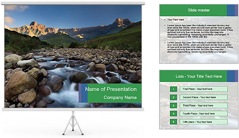 0000085737 PowerPoint Template
