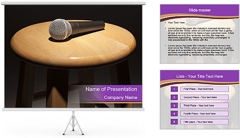 0000085741 PowerPoint Template