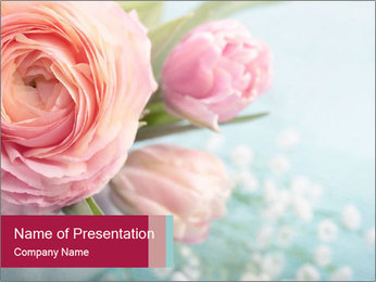 0000085750 PowerPoint Template - Slide 1