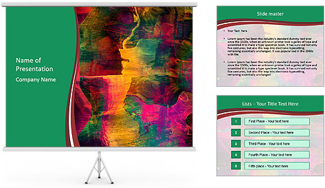 0000085756 PowerPoint Template