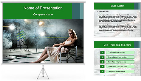 0000085759 PowerPoint Template