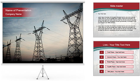 0000085764 PowerPoint Template