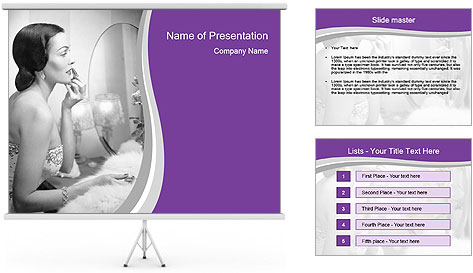 0000085767 PowerPoint Template