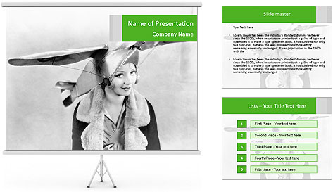 0000085771 PowerPoint Template