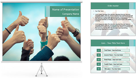 0000085773 PowerPoint Template