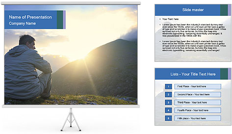 0000085777 PowerPoint Template