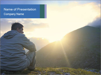 0000085777 PowerPoint Template - Slide 1