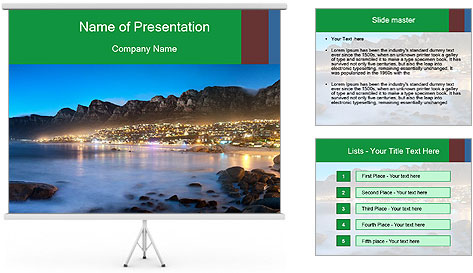 0000085789 PowerPoint Template