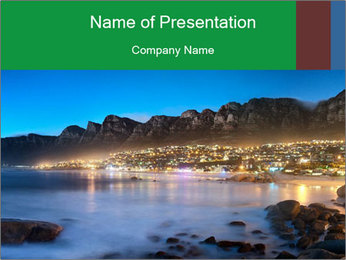 0000085789 PowerPoint Template - Slide 1