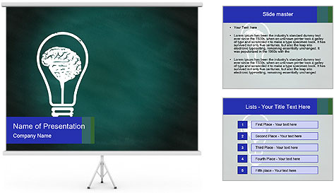 0000085802 PowerPoint Template