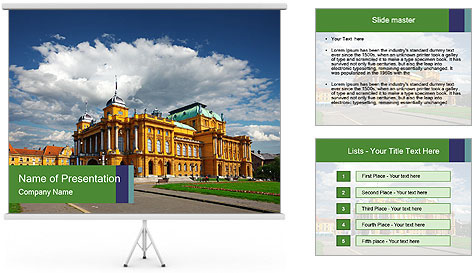 0000085814 PowerPoint Template