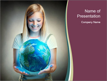 0000085817 PowerPoint Templates - Slide 1
