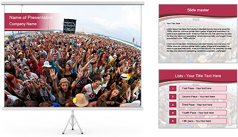 0000085819 PowerPoint Template