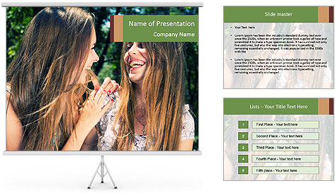 0000085820 PowerPoint Template