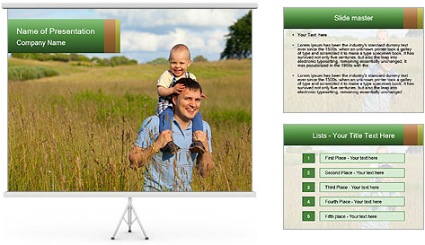 0000085823 PowerPoint Template