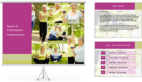 0000085828 PowerPoint Template