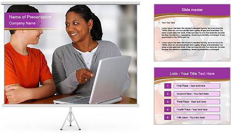 0000085829 PowerPoint Template