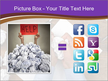 0000085836 PowerPoint Templates - Slide 21