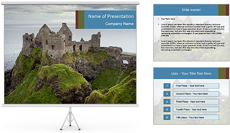 0000085838 PowerPoint Template