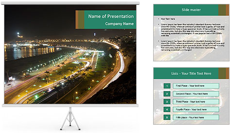 0000085852 PowerPoint Template